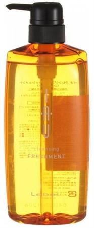 Lebel IAU Cleansing Freshment - Аромашампунь 600мл охлаждающий для жирной кожи головы - фото 5059