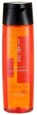 Lebel IAU Cleansing Clearment - Аромашампунь 200мл освежающий для нормальной кожи - фото 5061