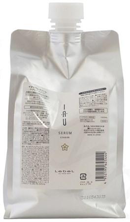 Lebel IAU Serum Cream - Аромакрем 1000мл для увлажнения и разглаживания волос - фото 5077