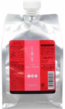 Lebel IAU Cream Melt Repair - Крем 1000мл тающей текстуры для увлажнения - фото 5084