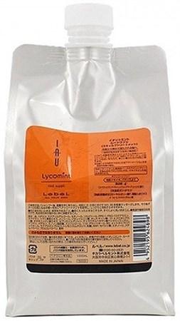 Lebel IAU Lycomint Root Suppli - Крем 1000мл питательный и увлажняющий - фото 5089
