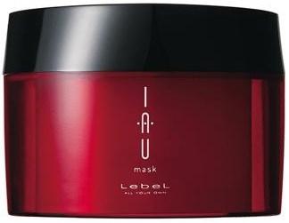 Lebel IAU Mask - Аромамаска концентрированная для интенсивного восстановления 170гр - фото 5093