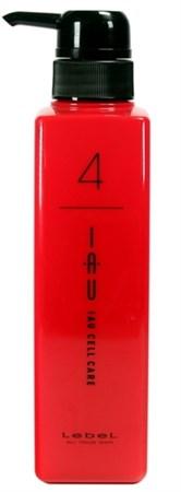 Lebel Infinium Aurum Salon Care 4 - Гель масло фиксирующий 500мл для волос - фото 5119