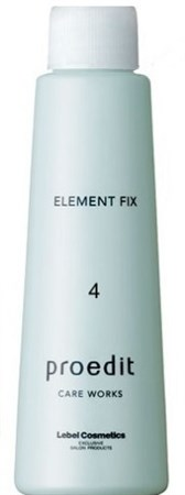 Lebel Proedit Care Works FIX - Сыворотка 150мл для волос 1 этап - фото 5129