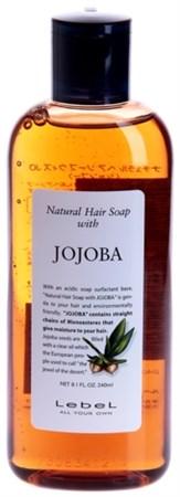 Lebel Natural Hair Soap Treatment Jojoba - Шампунь 240мл с маслом жожоба - фото 5138