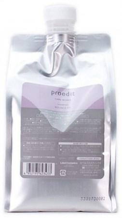 Lebel Proedit Care Works Bounce Fit Shampoo - Шампунь 1000мл для поврежденных мягких волос - фото 5158