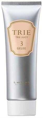 Lebel Trie Juicy Gelee 3 - Гель блеск для укладки волос 80гр - фото 5565