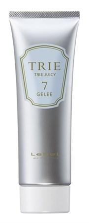 Lebel Trie Juicy Gelee 7 - Гель блеск для укладки волос сильной фиксации 80гр - фото 5566