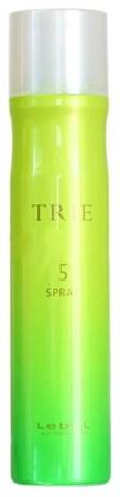 Lebel TRIE SPRAY 5 - Спрей воск легкой фиксации 170гр - фото 5575