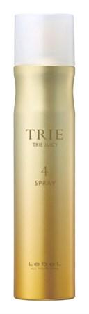 Lebel Trie Juicy Spray 4 - Спрей-блеск средней фиксации 170гр - фото 5580