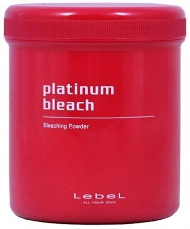 Lebel Platinum Bleach - Порошок осветляющий 350 гр - фото 5585