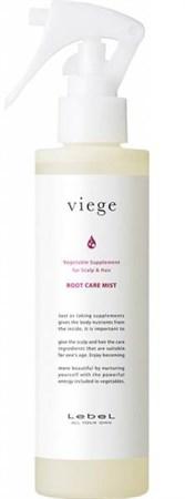 Lebel Viege Root Care Mist - Спрей для укрепления корней волос 180мл - фото 5600