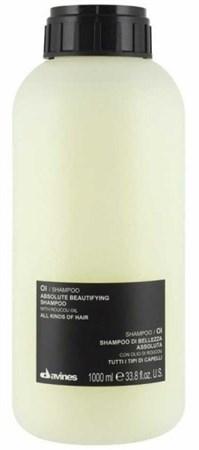 Davines Essential Haircare OI/shampoo Absolute beautifying potion - Шампунь 1000мл для абсолютной красоты волос - фото 5620