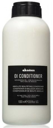 Davines Essential Haircare OI/conditioner Absolute beautifying potion - Кондиционер 1000мл для абсолютной красоты волос - фото 5623