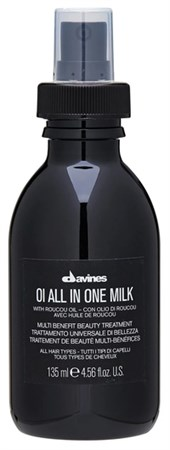 Davines Essential Haircare OI/All in one milk Absolute beautifying potion - Молочко многофункциональное 135мл - фото 5624