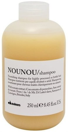 Davines Essential Haircare NOUNOU Nourishing illuminating shampoo - Шампунь 250мл питательный - фото 5628