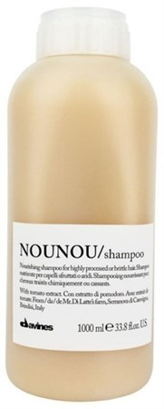 Davines Essential Haircare NOUNOU Nourishing illuminating shampoo - Шампунь 1000мл питательный - фото 5631