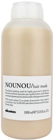 Davines Essential Haircare NOUNOU Nourishing repairing mask - Маска питательная восстанавливающая 1000мл для волос - фото 5635