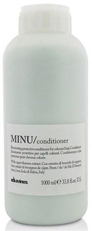 Davines Essential Haircare MINU Conditioner -  Кондиционер 1000мл для сохранения цвета волос - фото 5639
