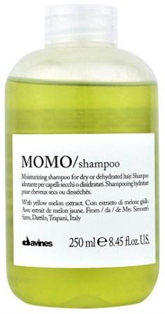 Davines Essential Haircare MoMo Moisturizing shampoo - Шампунь 250мл увлажняющий - фото 5643