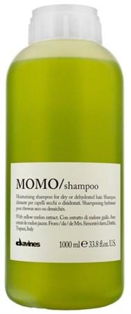 Davines Essential Haircare MoMo Moisturizing shampoo - Шампунь 1000мл увлажняющий - фото 5644