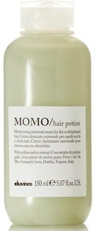 Davines Essential Haircare Momo Hair Potion - Универсальный несмываемый увлажняющий крем 150мл. - фото 5647