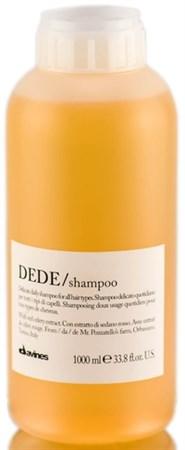 Davines Essential Haircare Dede Delicate ritual shampoo - Шампунь 1000мл для деликатного очищения волос - фото 5652