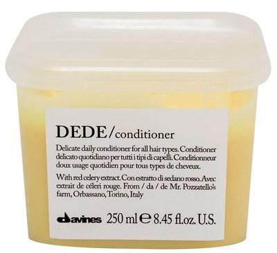 Davines Essential Haircare DEDE Conditioner delicate - Кондиционер 250мл для волос деликатный - фото 5653
