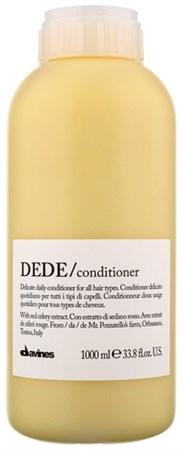 Davines Essential Haircare DEDE Conditioner delicate - Кондиционер 1000мл для волос деликатный - фото 5654