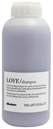 Davines Essential Haircare Love Lovely smoothing shampoo - Шампунь для разглаживания завитков 1000мл - фото 5657