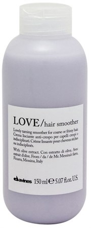 Davines Essential Haircare LOVE Lovely Hair Smoother - Крем для разглаживания завитка 150мл - фото 5660