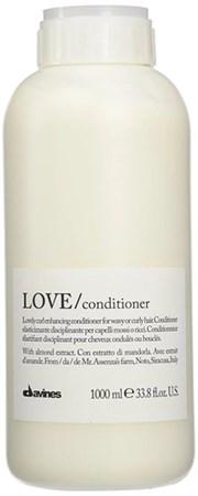 Davines Essential Haircare LOVE Lovely Curl Enhancing Conditioner - Кондиционер усиливающий завиток 1000мл - фото 5664