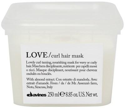 Davines Essential Haircare LOVE Curl Hair Mask - Маска для усиления завитка 250мл - фото 5665