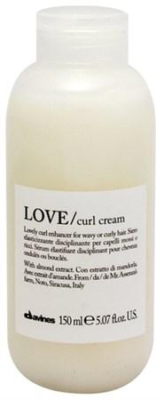 Davines Essential Haircare LOVE Curl Cream - Крем для усиления завитка 150мл - фото 5666
