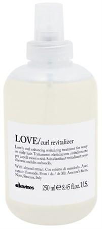 Davines Essential Haircare LOVE Curl Revitalizer - Ревиталайзер для усиления завитков 250мл - фото 5669