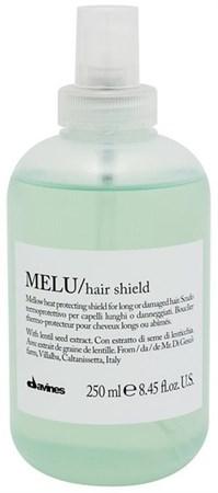 Davines Essential Haircare Melu Hair Shield - Термозащитный несмываемый спрей против повреждения волос 250мл - фото 5675