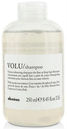Davines Essential Haircare Volu Volume enhancing softening shampoo -  Шампунь для придания объема 250мл - фото 5676