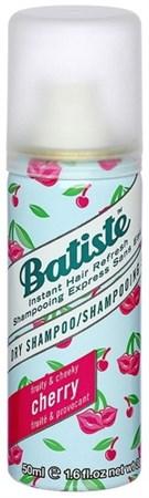 Batiste Dry shampoo Cherry - Сухой Шампунь Батист с ароматом вишни 50мл - фото 5681
