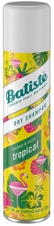 Batiste Dry shampoo Coconut & Exotic Tropical - Сухой Шампунь Батист экзотические фрукты 200мл - фото 5685