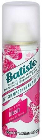 Batiste Dry shampoo Blush - Сухой Шампунь Батист цветочно фруктовый 50мл - фото 5686
