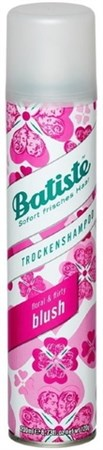 Batiste Dry shampoo Blush - Сухой Шампунь Батист цветочно фруктовый 200мл - фото 5687