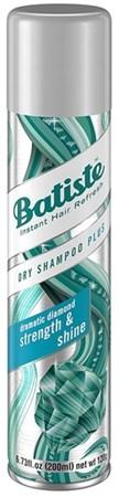 Batiste Dry shampoo Strength & Shine - Сухой Шампунь Батист сияние и сила 200мл - фото 5697