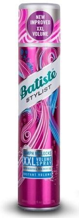 Batiste Dry shampoo XXL Volume - Сухой Шампунь Батист придающий объем 200мл - фото 5699