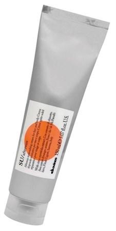 Davines Su Aftersun Replenishing Cream For Face And body - Восстанавливающий крем после солнца для лица и тела 150мл - фото 5708