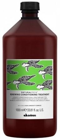Davines Renewing Conditioning Treatment - Кондиционер Давинес обновляющий 1000мл - фото 5716