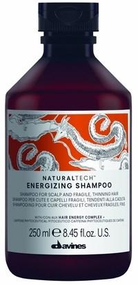 Davines Natural Tech Energizing Shampoo - Шампунь Давинес энергетический для волос 250мл - фото 5719