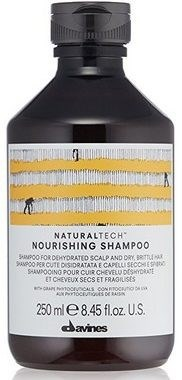 Davines New Natural Tech Nourishing Shampoo - Шампунь питательный 250мл - фото 5725