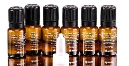 "Davines New Natural Tech Nourishing Hair Royal Jelly Superactive - Питательный супер активный комплекс ""Королевское желе"" 6х8 мл - фото 5730"