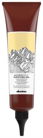 Davines Purifying Gel - Очищающий гель против перхоти 150мл - фото 5734