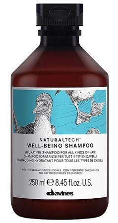 Davines New Natural Tech Well-Being Shampoo - Шампунь увлажняющий для всех типов волос 250мл - фото 5741